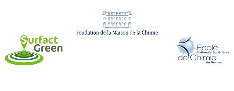 Fondation de la Maison de la Chimie supports SurfactGreen and ENSCR