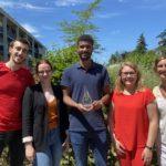 SufactGreen remporte le 3ème prix de le formulation au E-Cosmet'Agora 2021 !!